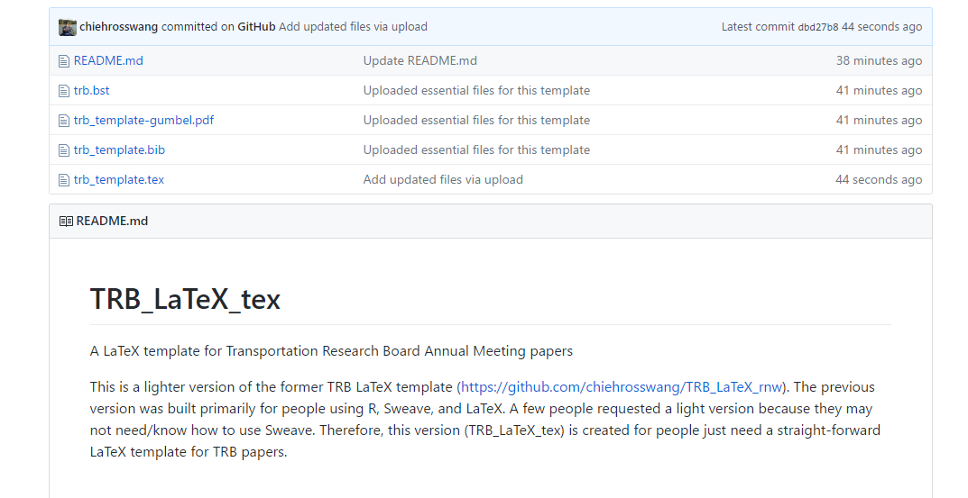 Documentation chieh ross wang previously as inspired by david and greg i updated and uploaded a latex template for trb papers to github trblatexrnw pronofoot35fo Gallery